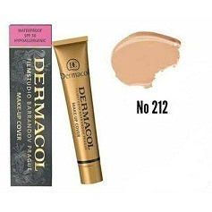 Dermacol Make-Up Cover Foundation № 212 (30g)