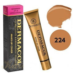 Dermacol Make-Up Cover Foundation 30g № 224