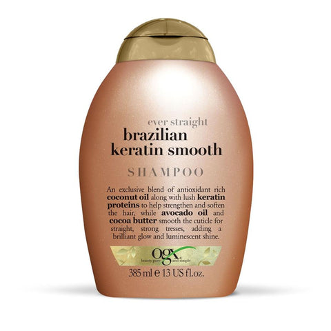 Shampoing Brazilian Keratin Smooth 385 ml