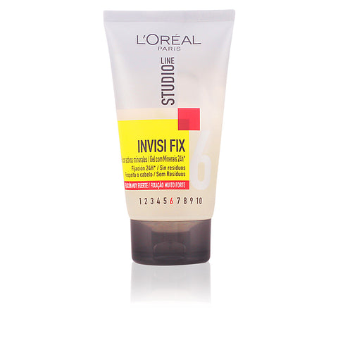 L'Oréal París STUDIO LINE invisi fix gel nº 6 150ML