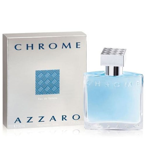 Azzaro Chrome - Eau de Toilette -50ML