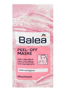 Balea Masque Peeling  2 x 8 ml, 16 ml