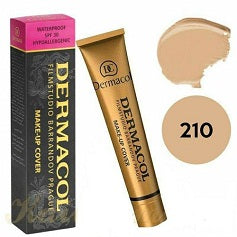 Dermacol Make-Up Cover Foundation № 210 (30g )