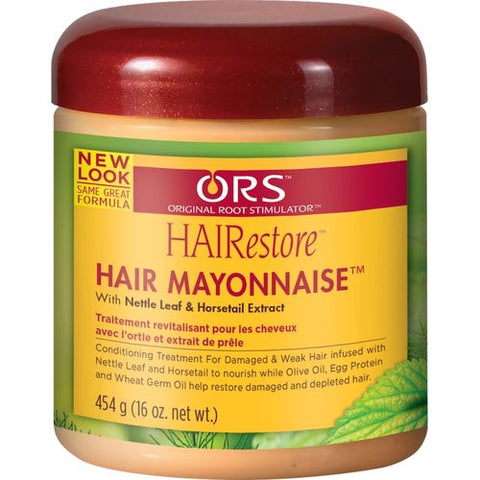 HAIRestore Traitement De Cheveux HAIR Mayonnaise 454 g