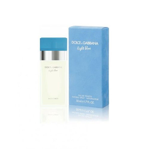 Light Blue - Eau De Toilette 50 ml