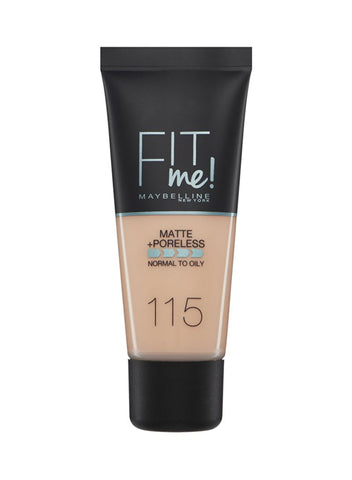fit me maybelline 115