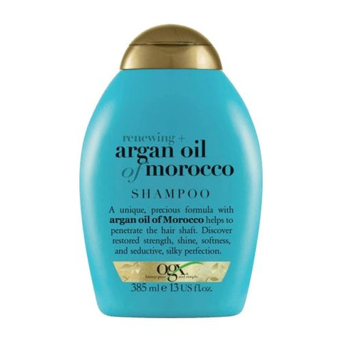 Shampoo Moroccan Argan Oil, 385 ml