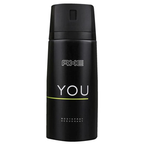 Axe you bodyspray deodorant 150ml