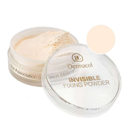 DERMACOL INVISIBLE FIXING LUMIÈRE POUDRE 13 G