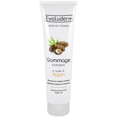 Gommage Evoluderm d'argan 150ml
