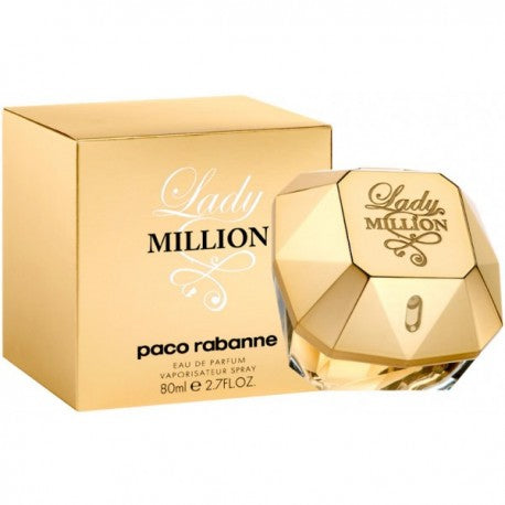PACO RABANNE LADY MILLION -EAU DE PARFUM 80ML