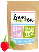 Love Superfood Tea 21 Day Detox Supplemen
