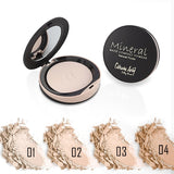 Mineral matte compact powder Cathrine Arley 02