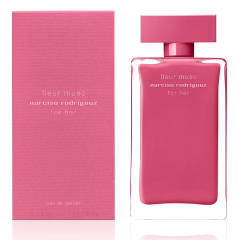 FLEUR  MUSC NARCISO RODRIGUEZ FOR HER - EAU DE PARFUM 100 ML