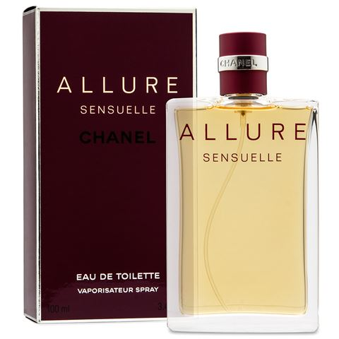 Allure sensuelle CHANEL eau de toilette 100ml