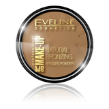 ART MAKE-UP NATURAL BRONZING PRESSED POWDER NO 51 MAT