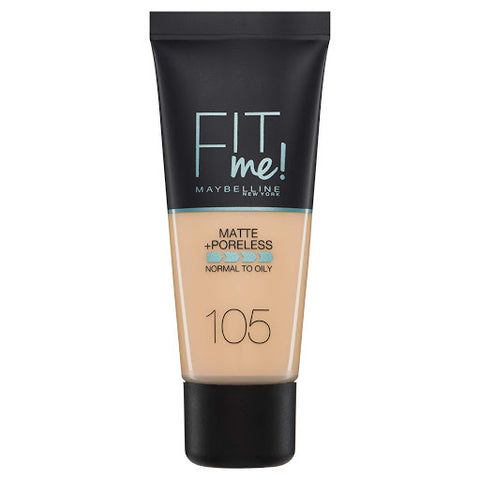 fit me maybelline 105
