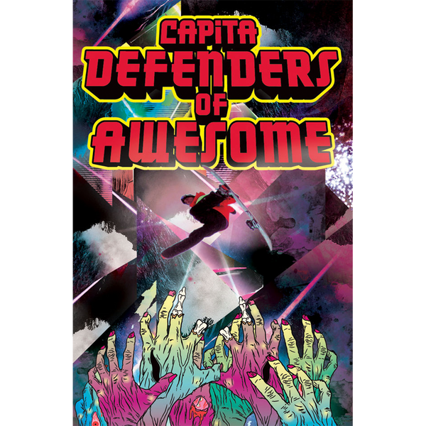 CAPiTA: Defenders of Awesome Movie (digital download)