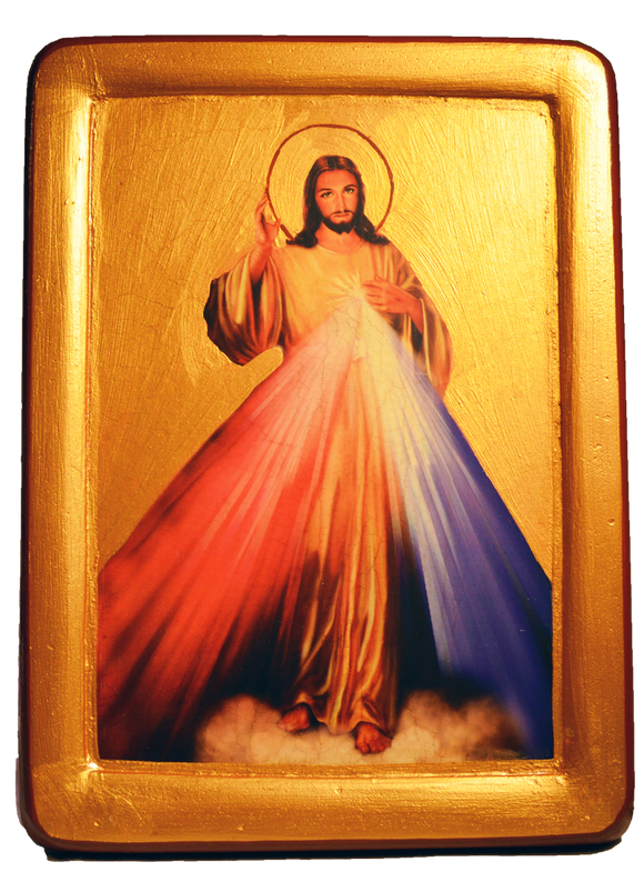 "Icon ""Divine Mercy"" - Christian Icons"