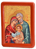 "Icon ""The Holy Family"" - Christian Icons"