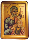 "Icon ""Saint Joseph"" - Christian Icons"