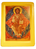 "Icon ""Saviour in Glory"" (XVI ст.) - Christian Icons"