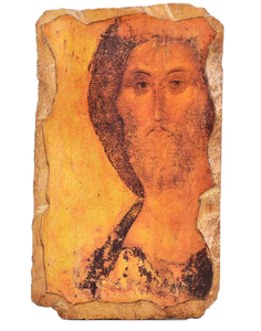 "Fresco ""Christ the Redeemer"" Rublev - Christian Icons"