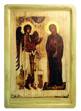 "Icon ""The Ustyug Annunciation "" (XII cent.) - Christian Icons"