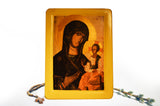 "Icon ""Volynska Mother of God"" XIII cent. - Christian Icons"