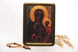 "Icon ""Our Lady of Czestochowa"" - Christian Icons"