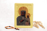 "Icon ""Goshiv's Mother of God"" (XVII cent.) - Christian Icons"