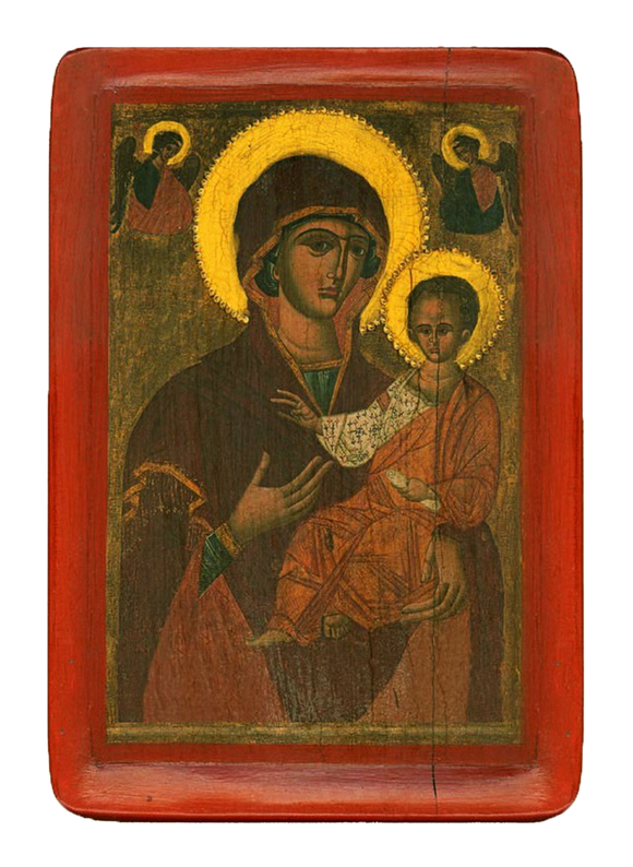 "Icon ""Krasivska Mother of God (XV cent.) - Christian Icons"