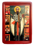 "Icon ""Saint Vasily the Great"" - Christian Icons"