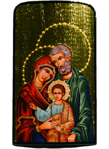 "Traveling Icon ""Holy Family"" new - Christian Icons"