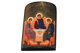 "Traveling Icon ""Holy Trinity"" - Christian Icons"