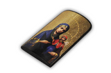 "Traveling Icon ""Sts. Anna and Mary"" - Christian Icons"