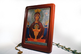 "Icon Virgin Mary ""The Inexhaustible Cup"" - Christian Icons"