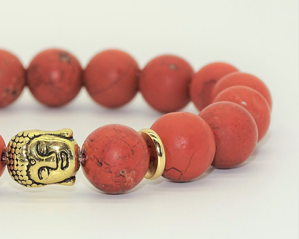 Red Jasper - Protection, Passion & Spiritual Support