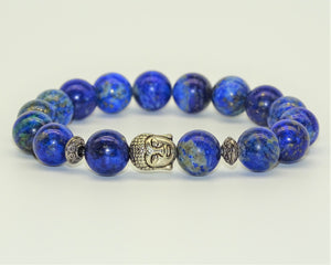 Lapis Lazuli Buddha - Protection, Expression and Psychic Growth