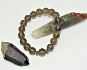Smokey Quartz - Grounding & Detoxifying Negativity