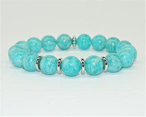 Amazonite - Intuition, Creativity & Loving Communication