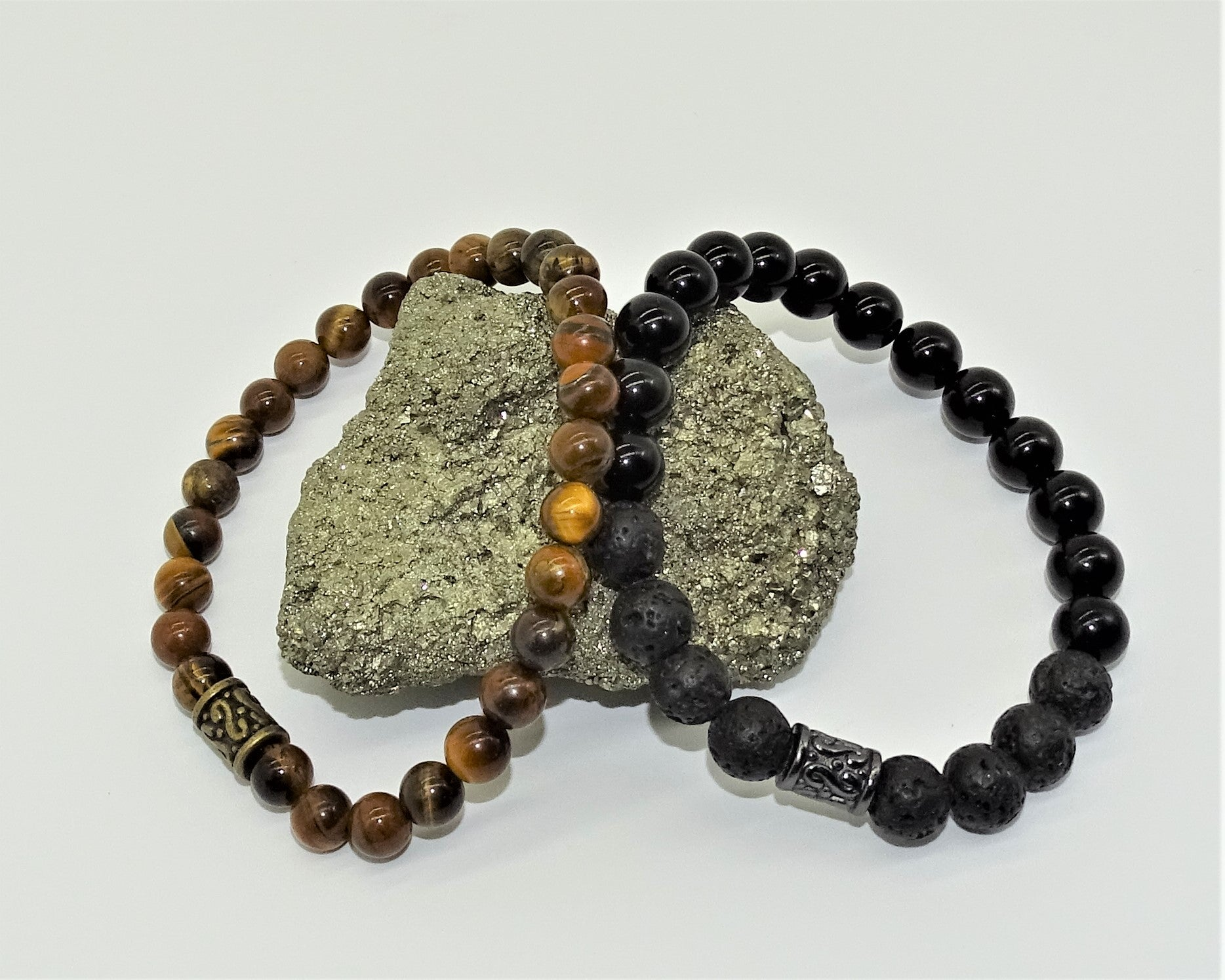 Tiger Eye - Protection, Grounding & Personal Power