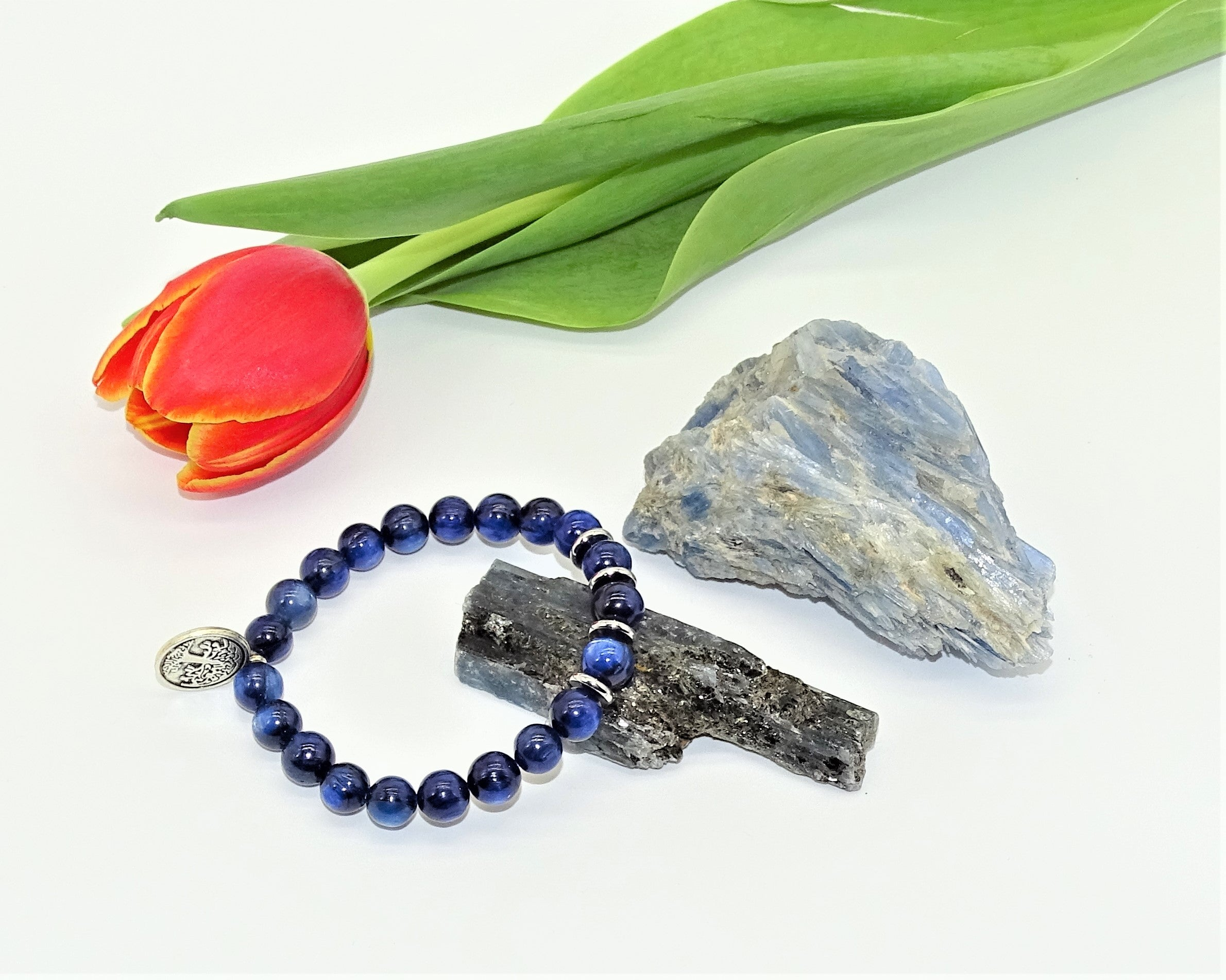 Kyanite  - All Chakras alignment, Psychic Enhancer & Inner Peace