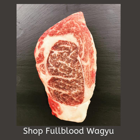 Fullblood Black Wagyu