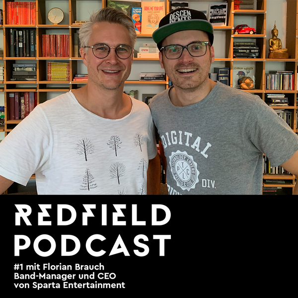 Redfield Podcast mit Florian Brauch