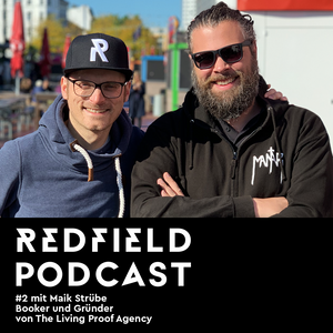 Redfield Podcast mit Maik Strübe