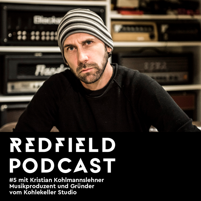 Redfield Podcast mit Kristian Kohlmannslehner