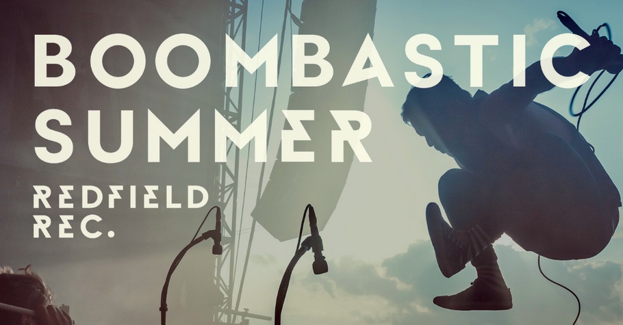 Get your FREE DOWNLOAD of 'Boombastic Summer'