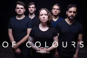 OF COLOURS Sign to Redfield Records
