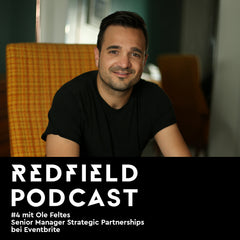 Ole Feltes im Redfield Podcast